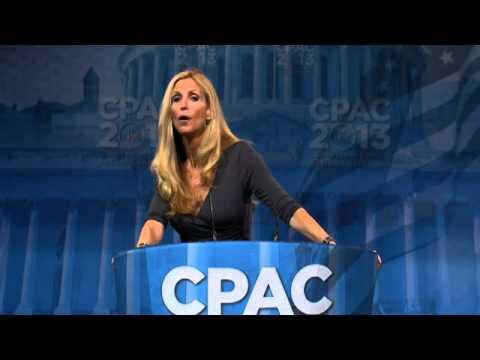 CPAC 2013 - Ann Coulter