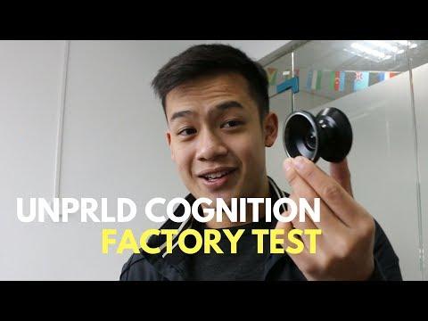 UNPRLD: Cognition (FACTORY TEST)