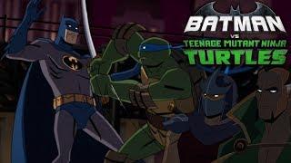 Бэтмен против Черепашек-ниндзя — обзор