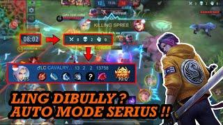Download Lagu TOP GLOBAL LING EMBLEM FIGHTER DIBANTAI SAMPAI NO BUFF ?? KITA BANTAI BALIK BOS !! - Mobile Legends mp3