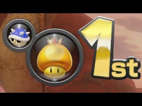 Mario Kart 8 Deluxe Item Smuggling 21