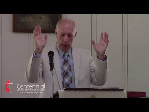 Apr. 22, 2018 | Was Jesus Divisive? | Rev. Wayne McDonald
