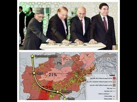Turkmenistan, Afghanistan, Pakistan, India launch $10 bn pipeline