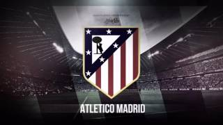 Atlético Madrid / Goal Song .