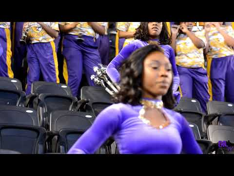 "Edna Karr High School ""No Smoke"" @ Cumulus Media New Orleans High School BOTB (2018)"