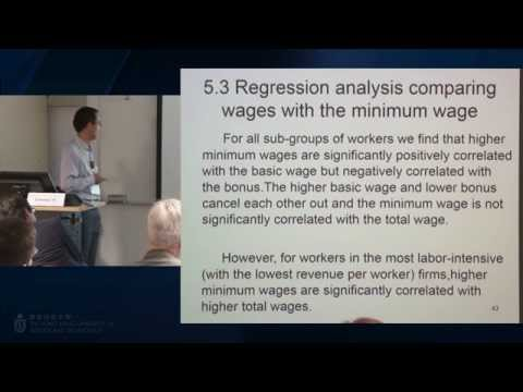 Compliance with Legal Minimum Wages in China - Linxiang Ye