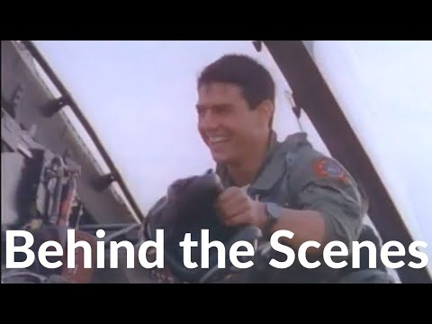 Behind the Scenes Featurette – Top Gun 1986