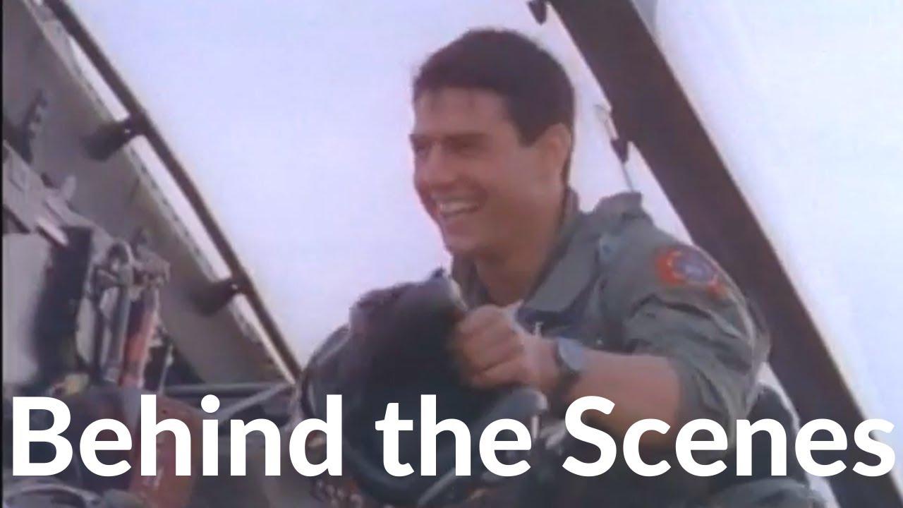 Download Behind the Scenes Featurette - Top Gun 1986
