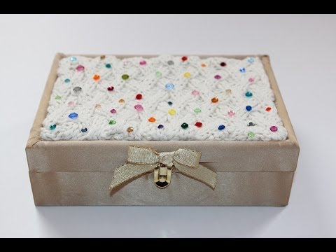 DIY Jewelry Box - Mother's Day Gift Idea