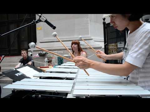 Erik Satie's Vexations on Wall Street   Make Music New York 2012