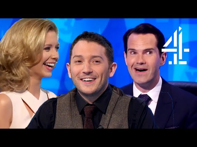 Even Im Getting a Semi! Funniest FLIRTY Moments! | 8 Out of 10 Cats Does Countdown