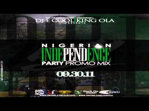 Nigerian Independence Day Party Promo Mix [Afrobeat/Nigerian