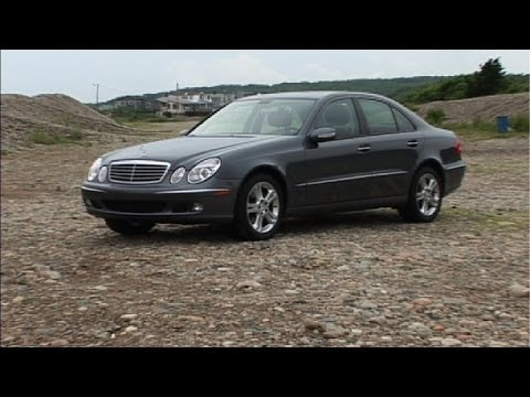 2003 2008 Mercedes Benz E Class Pre Owned Vehicle Review