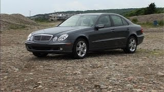 2003-2008 Mercedes-Benz E-Class Pre-Owned Vehicle Review