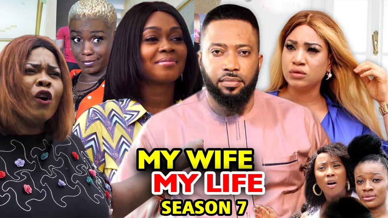 Download MY WIFE MY LIFE SEASON 7 - {New Movie} Fredrick Leonard 2020 Latest Nigerian Nollywood Movie Full HD