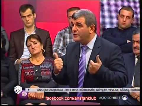 Sefeviler Hakynda Diskusiya-Azeri