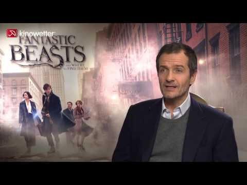 David Heyman TASTIC BEASTS AND WHERE TO FIND THEM