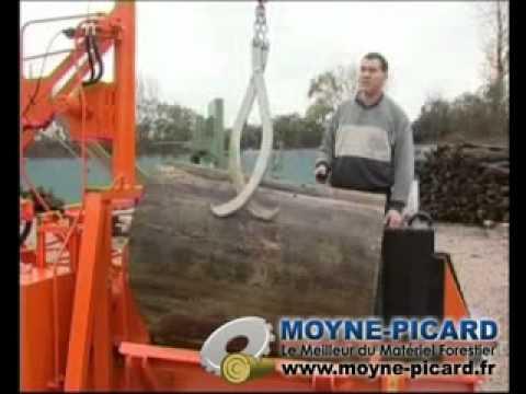 1f362bbb260a Moyne Picard - Fendeus hydraulique 30 Tonnes - horizontale - ballario