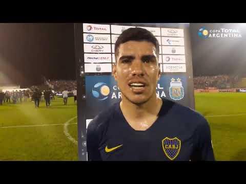 Lucas Olaza - Boca