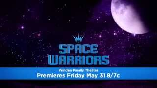 Hallmark Channel - Space Warriors - Premiere Promo - Walden Family Theater