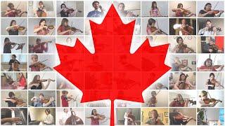 O Canada - Virtual Community Orchestra Project