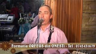 Formatia ORFEUS din ONESTI - COLAJ SARBE - Tel: 0745431679- clip 10.mkv