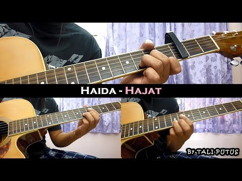 Haida - Hajat (Instrumental/Full Acoustic/Guitar Cover)