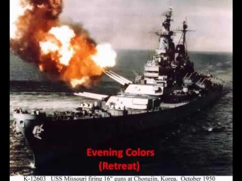 Navy Bugle Calls (1964) Part I