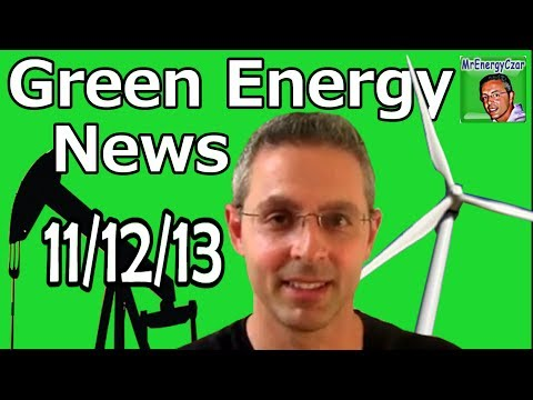 Green Energy News Plug-in SUV, Chinese Kill Hornets, Fracking Lawsuit
