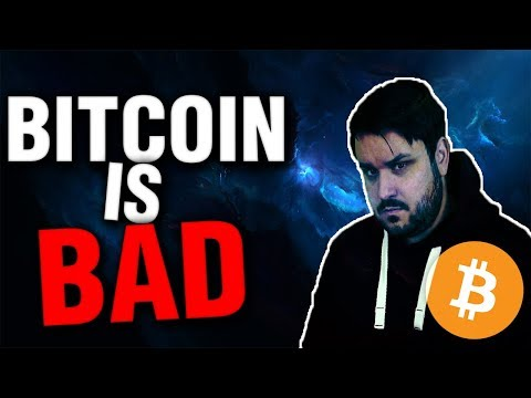 Bitcoin Only Empowers The Whales And Exchanges…
