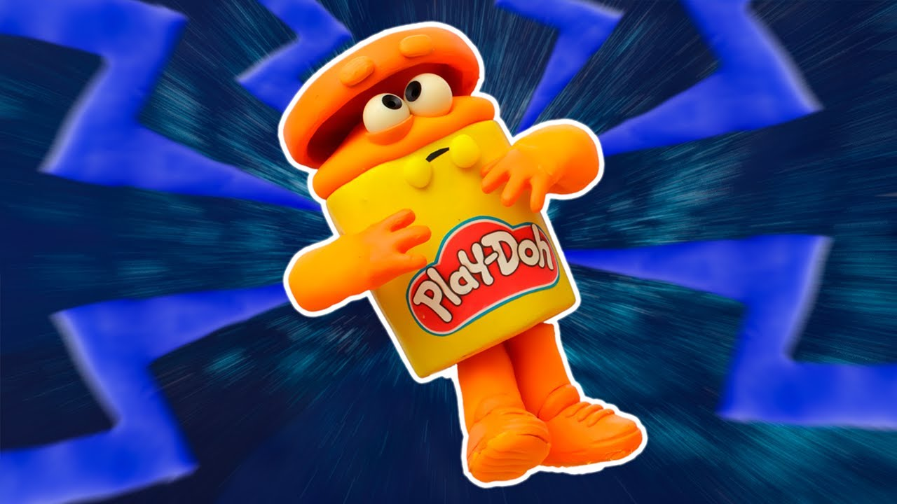 The Doh-Dohs Bounce to Space!   The Play-Doh Show   Play-Doh Official