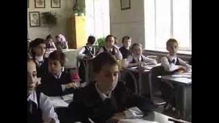 Урок ингушского языка в 6 классе КСШ №3 г. Карабулак
