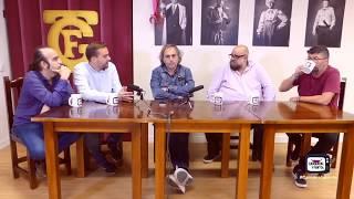 Carnaval y Punto Tv. Tertulia de chirigotas del COAC 2018. 17-05-2018.