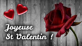 Joyeuse St Valentin - Carte Virtuelle De Saint Valentin