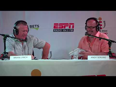 At The Post Live - Andy Serling interviews Brian Lynch