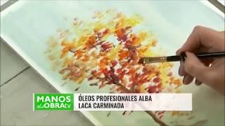 Los colores de otoño con Alba Artística