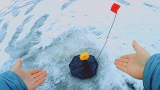 Рыбалка на жерлицы в новом году! Рыбалка 2020! Ловля щуки на жерлицы зимой!