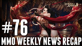 MMORPG Weekly News Recap #76 | Battlerite Royale, TERA's new game and more!