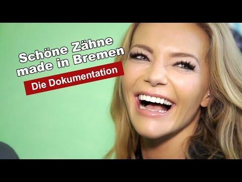 Schöne Zähne made in Bremen - Zahnästhetik für ein Model