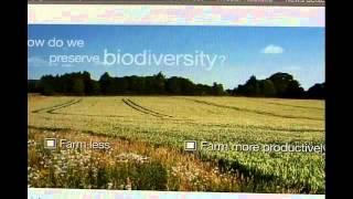 GMO crop sabotage