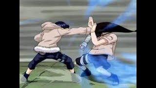 Hinata vs Neji