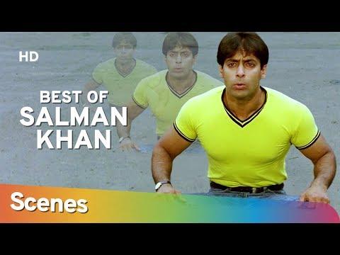 Salman Khan Scenes From 90's Popular Movie Auzaar | Shilpa Shetty | Sanjay Kapoor | Action Movie