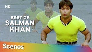 Salman Khan scenes from 90's popular movie Auzaar - Shilpa Shetty - Sanjay Kapoor - Action Movie