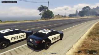 How to make custom pursuits in the GTA 5 creator (PS4)
