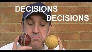 Cricket Batting Drill AB DeVilliers Style - Distraction
