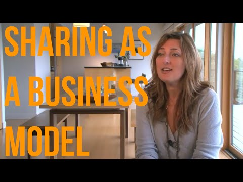From Intellectual Property to Sharing as a Business Model