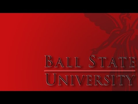 Ball State University's Psychological Science Graduate Programs Information Session
