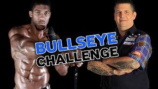Bullseye Challenge | Gąry Anderson v Anthony Joshua!