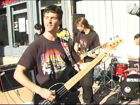 Fête de la musique 2008 @ Meiningen - Logjam