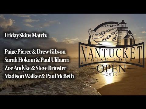 2016 Nantucket Skins - McBeth, Ulibarri, Brinster, Gibson, Pierce, Hokom, Andyke, Walker